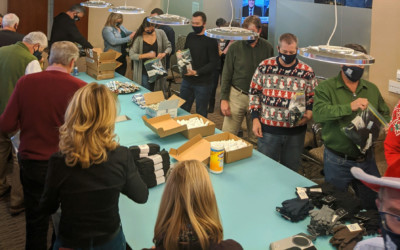 Phoenix Office Holiday Outreach – Phoenix Rescue Mission