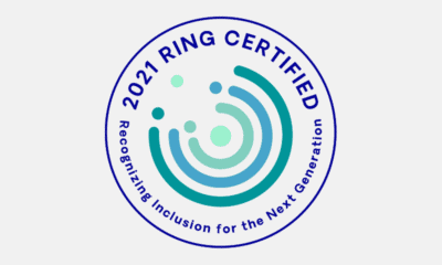 July 2021 – KNCH is RING Certified, Recognizing Inclusion for the Next Generation.
